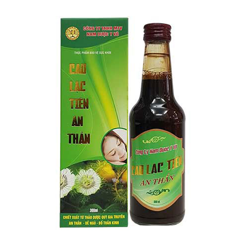 Cao Lạc Tiên OCOP