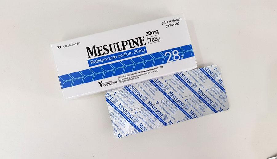 Mesulpine