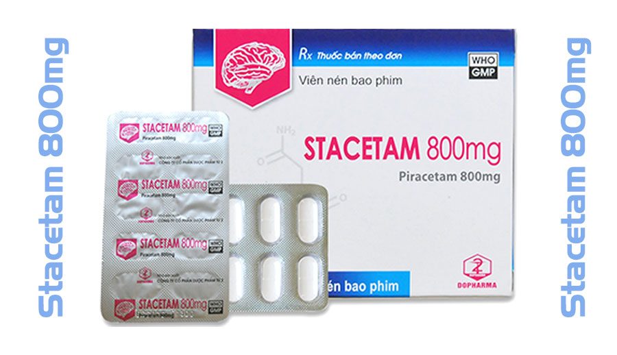 Stacetam 800mg