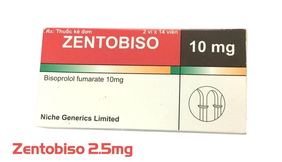 Zentobiso 2.5mg