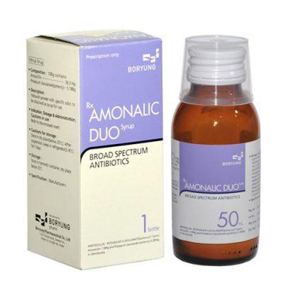 amonalic duo