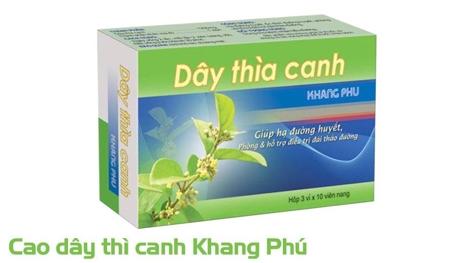 Dây thìa canh Khang Phú