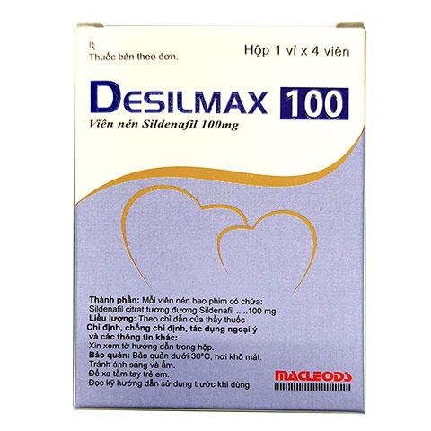 thuốc Desilmax