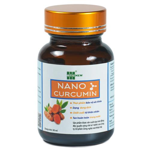 Lọ Nano Curcumin
