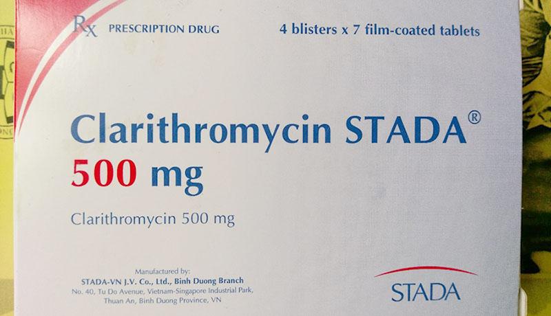 Thuốc chữa bệnh viêm loét dạ dày!
