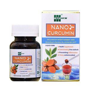 Dung dịch nano curcumin oic!