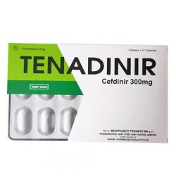 Tenadinir Cefdinir 300mg!