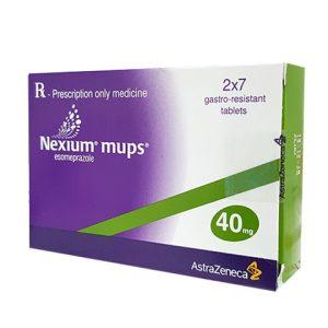 Thuốc Nexium Mups