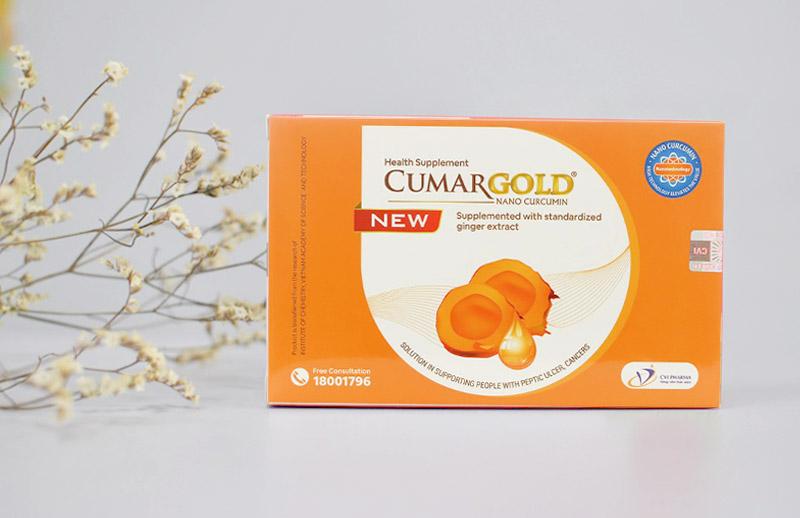 Cumar Gold, hỗ trợ tốt cho hệ miễn dịch và nâng cao thể trạng