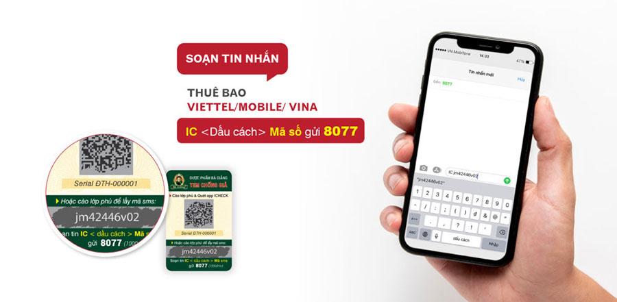Cách gửi tin nhắn SMS