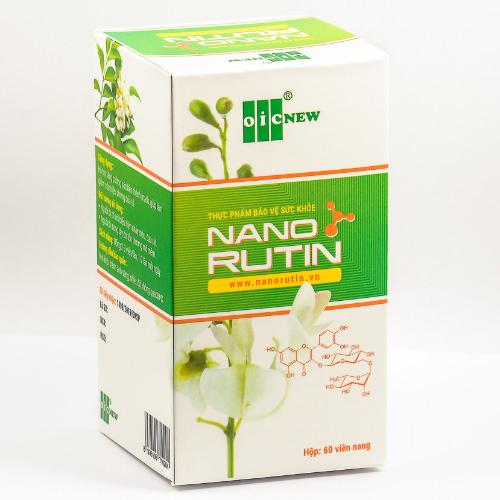 Hộp Nano Rutin