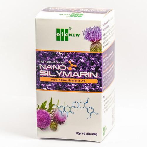 Hộp Nano Silymarin