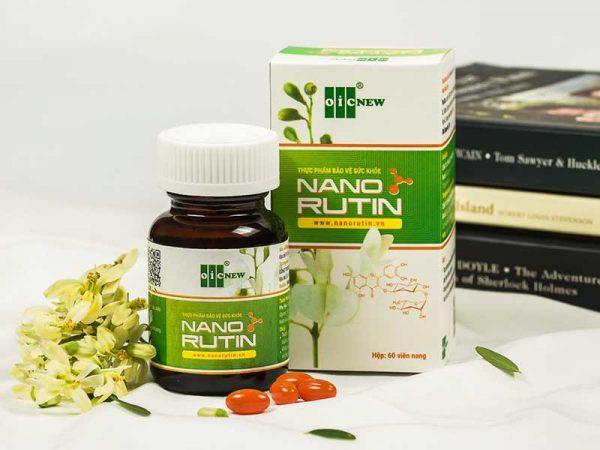 Hình ảnh: Nano Rutin OIC