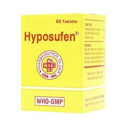 Hyposufen