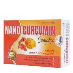 Nano Curcumin Complex