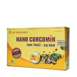 Nano Curcumin Tam Thất Xạ Đen!