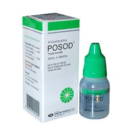 posod eye drops