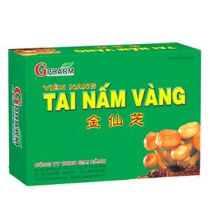Tai nấm vàng
