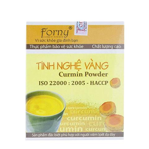 Tinh nghệ vàng Forny Curcumin Powder
