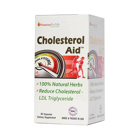 cholesterol aid