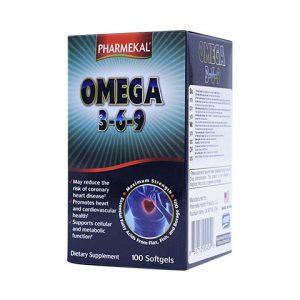 Dầu cá Omega 3-6-9
