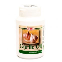 Dầu Tỏi Garlic Oil Ubb