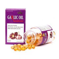Dầu Tỏi Tía Garlic Oil