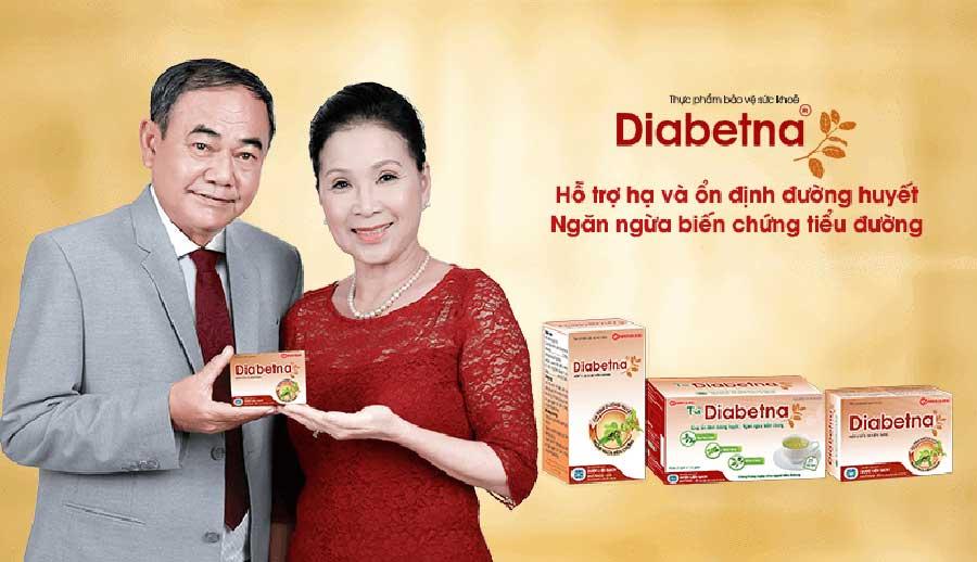 Trà Diabetna, hỗ trợ làm giảm các biến chứng tim mạch