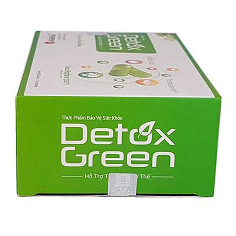 Đầu hộp Detox Green