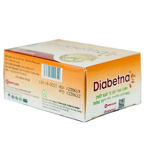 Viên uống Diabetna