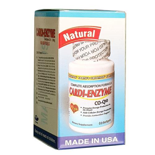 Hộp Cardi Enzyme