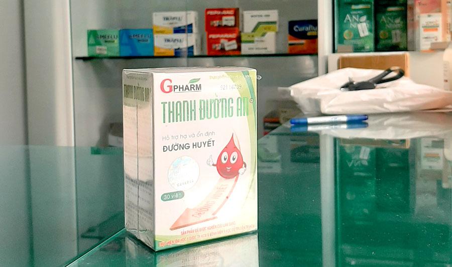 Thanh Đường An, hỗ trợ giúp giảm mỡ máu, ngăn ngừa xơ vữa động mạch