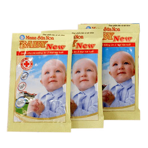 Túi bên trong Mama Sữa Non Baby New