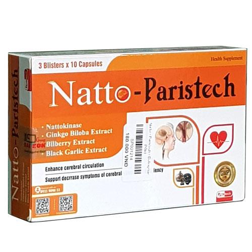 Hộp Natto Paristech