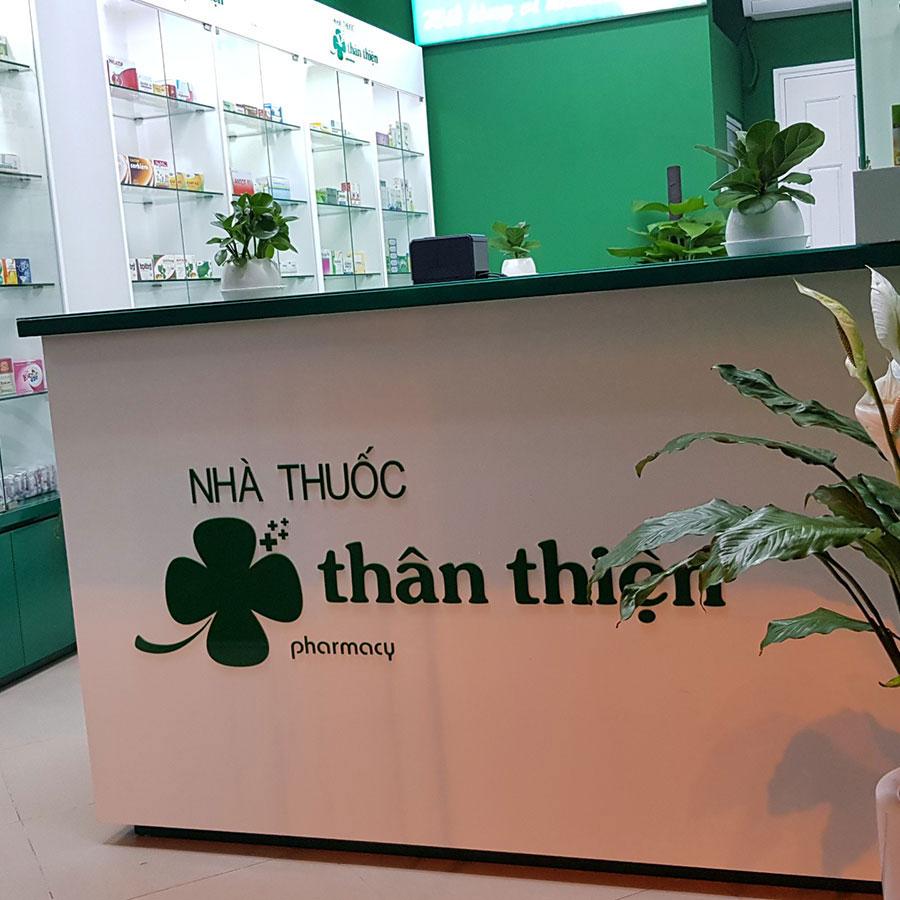 Nhà thuốc Thân Thiện, nhà thuốc tốt Quận Cầu Giấy!