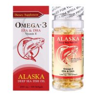 omega- 3 alaska