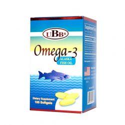 Omega-3 Alaska Fish Oil