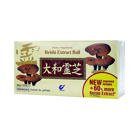 Reishi Extract Ball Umeken