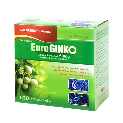 TPCN Euro Ginko
