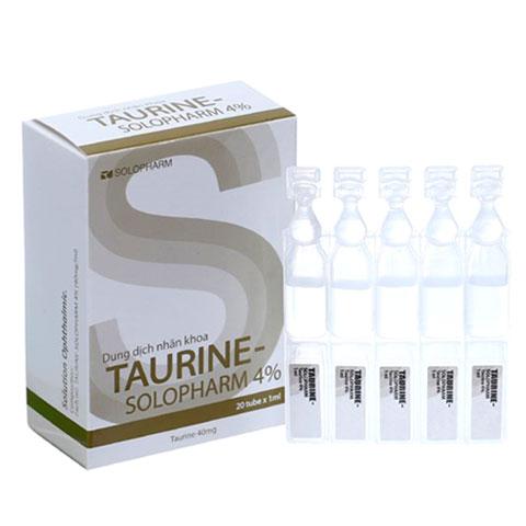 thuốc Taurine Solopharm