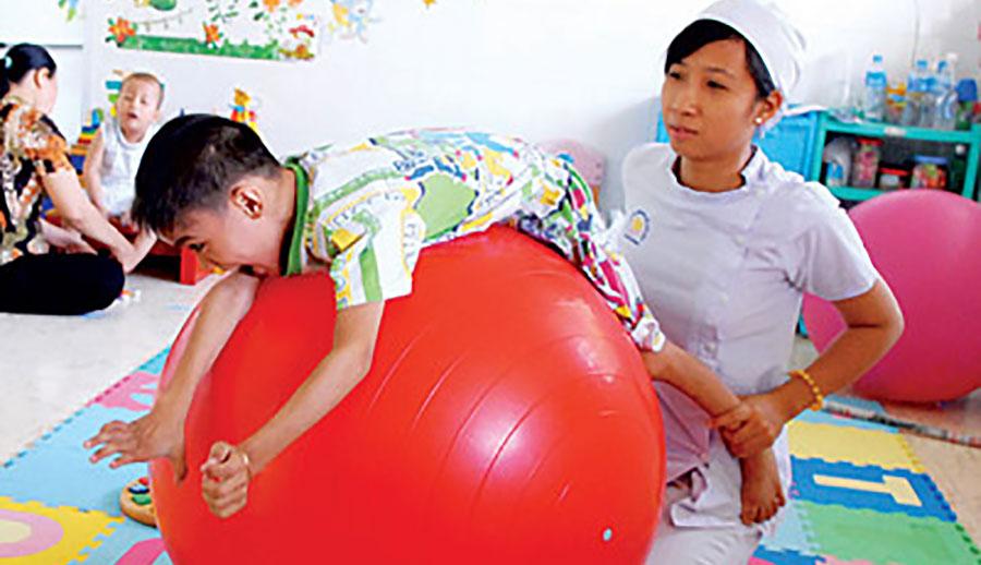 Bại não trẻ em, Nguyên nhân, Triệu chứng, Phướng hướng điều trị!