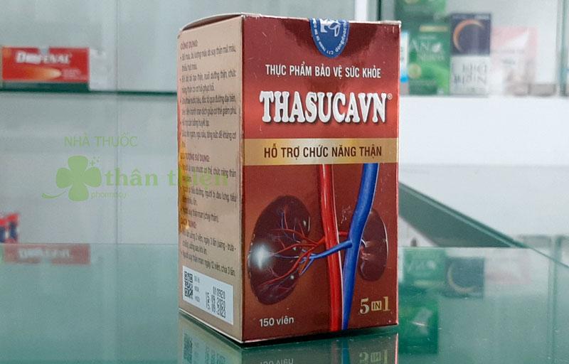 Hình ảnh Thasucavn chính hãng đang có bán tại Nhà Thuốc Thân Thiện