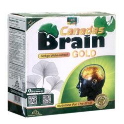 Canadas Brain Gold