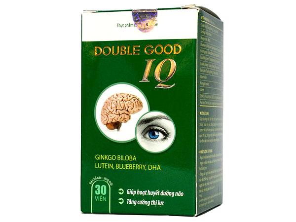 Double Good IQ mặt trước sản phâm