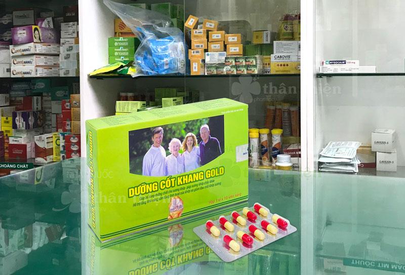 Hình ảnh sản phẩm Dưỡng Cốt Khang đang có bán chính hãng tại nhà thuốc