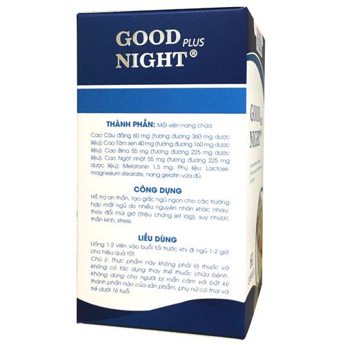 GoodNight Plus