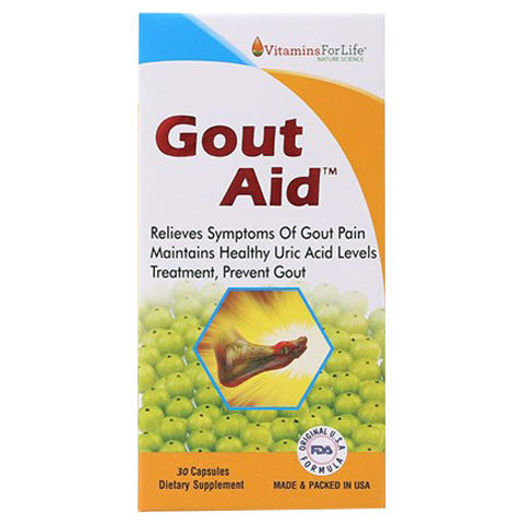 Thực phẩm chức năng Gout Aid