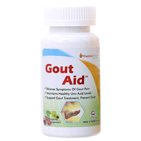 Hộp sản phẩm Gout Aid