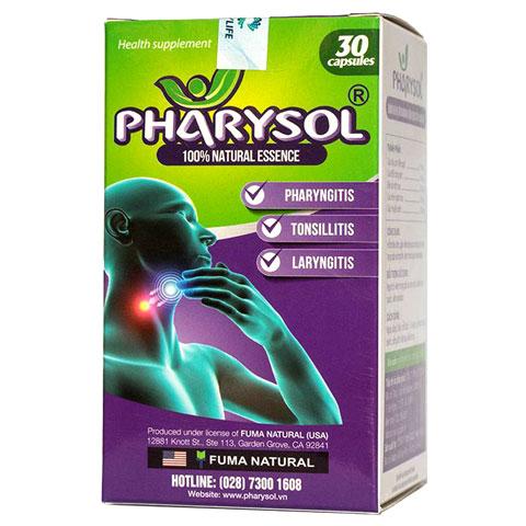 Hộp Pharysol