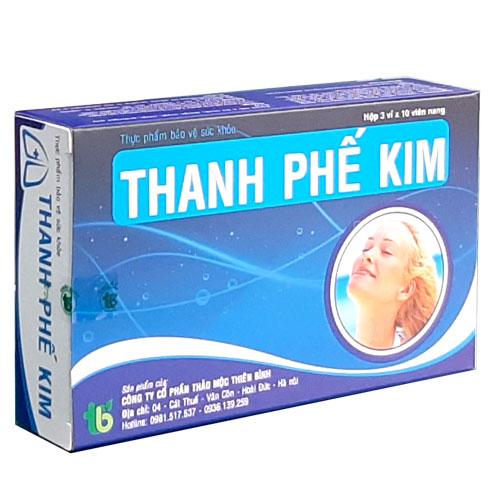 Thanh Phế Kim
